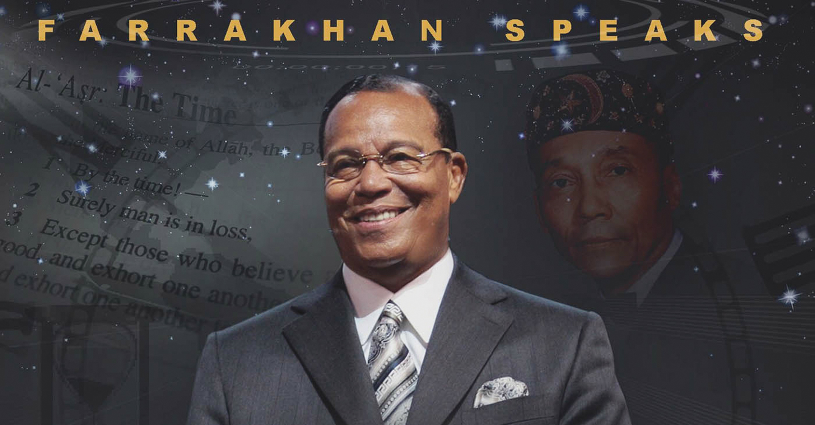 The Honorable Minister Louis Farrakhan of the Nation of Islam have taught and convened a major panel featuring several experts on UFOs during one of the Muslim organization's Saviours' Day conventions.