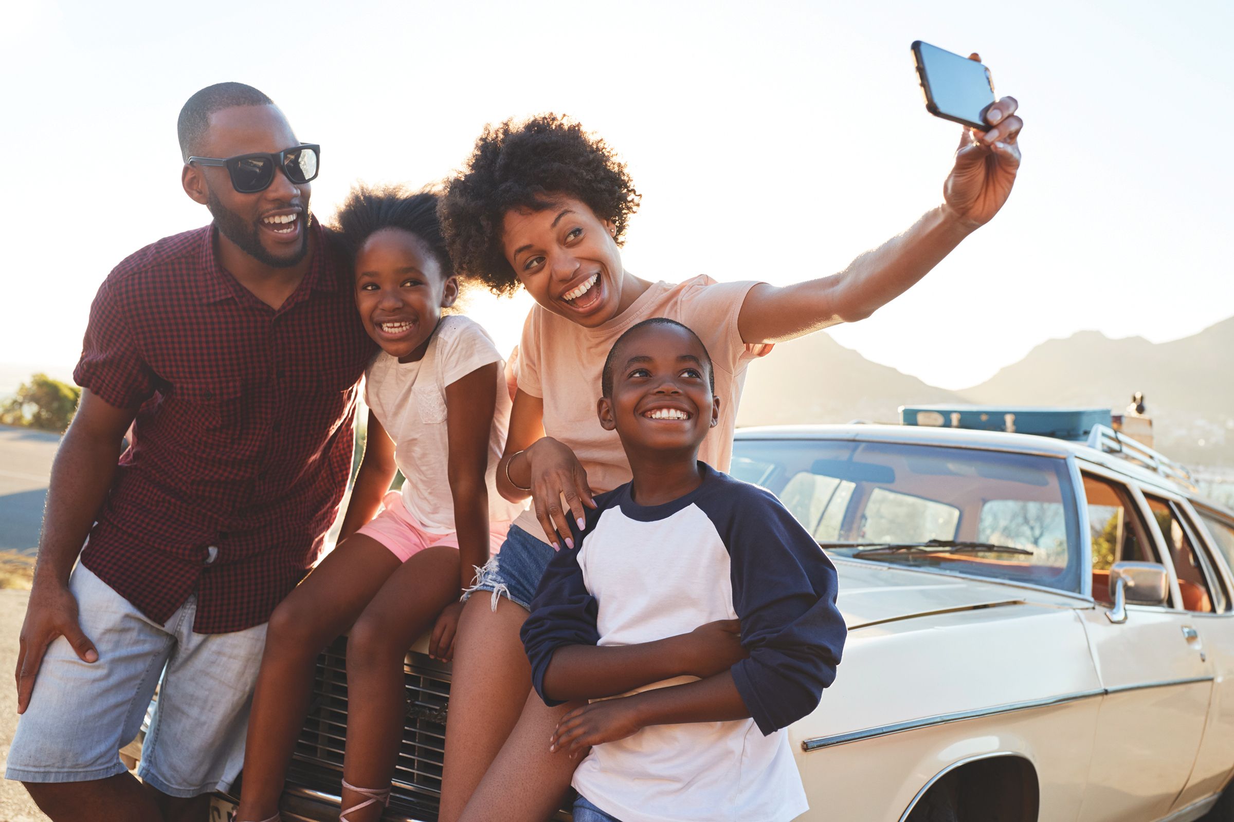 Soon, the school year will be in the rear-view mirror, and families across the nation will hit the road for a good old-fashioned summer road trip. (Photo: iStockphoto / NNPA)
