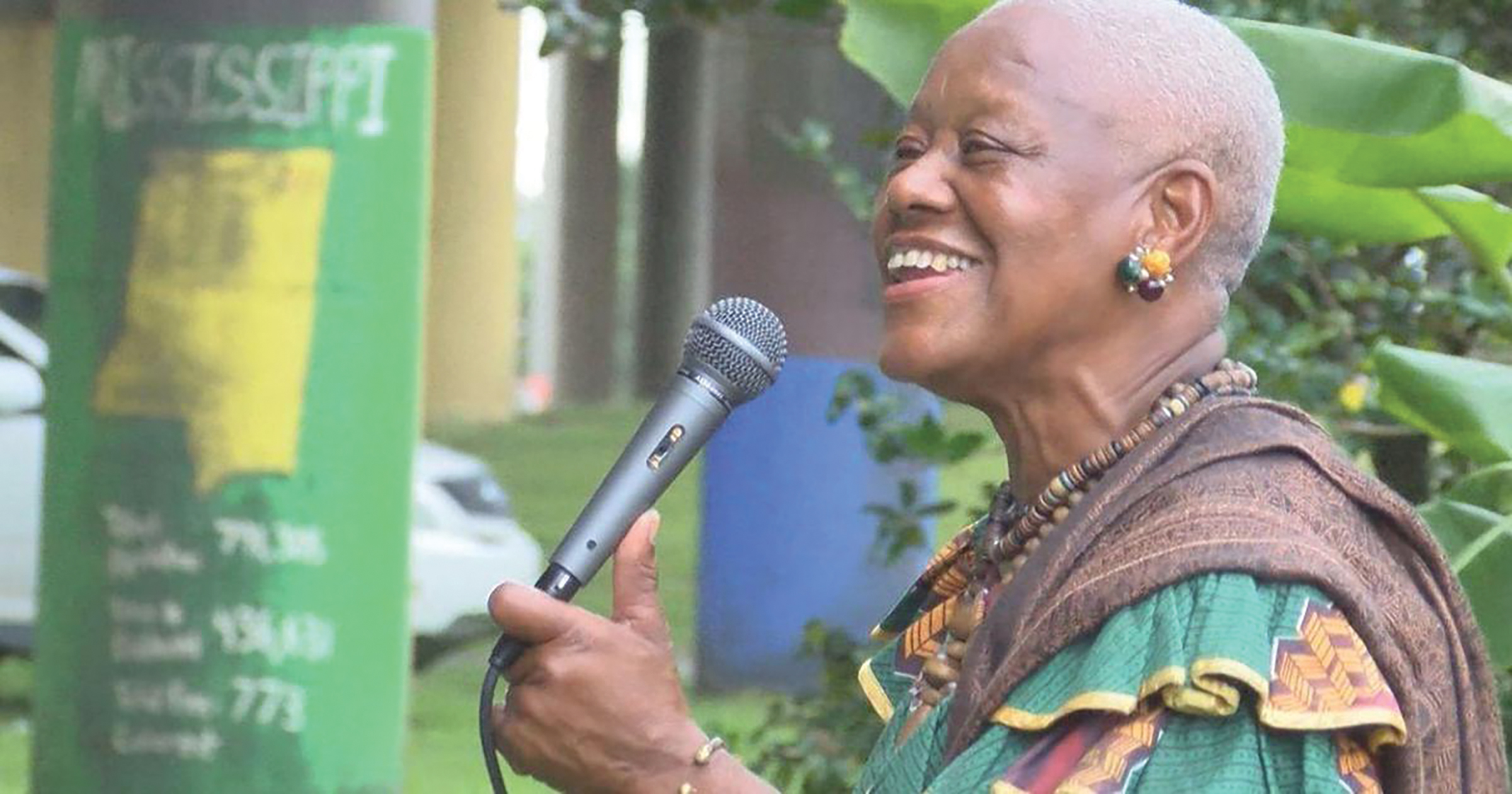 African-American history museum founder Sadie Roberts-Joseph found dead in the trunk of a car in Baton Rouge, Louisiana. (Courtesy photo/CBS News)