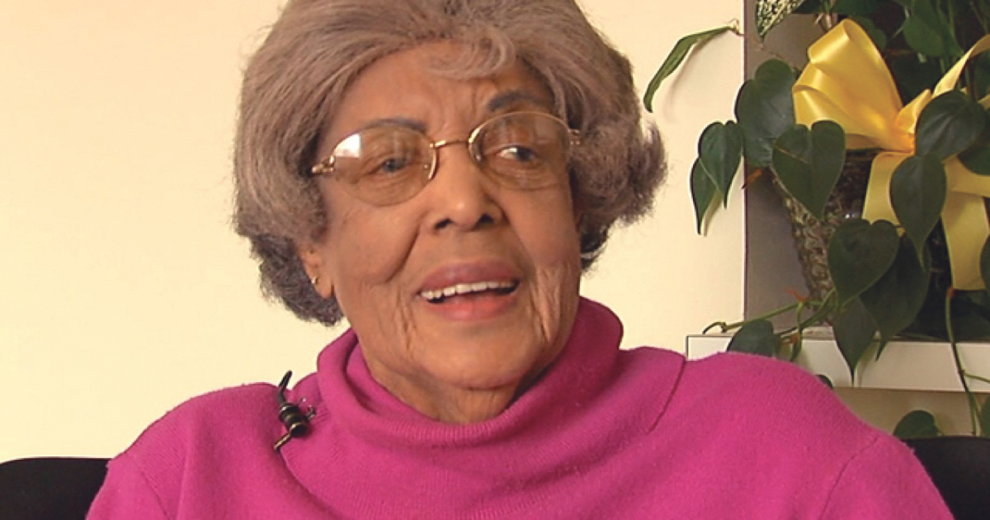 Parham, who turned 101 in February, spent more than three decades as publisher of the Cincinnati Herald, which was established in 1955 and counts as the longest running African American newspaper in the city.