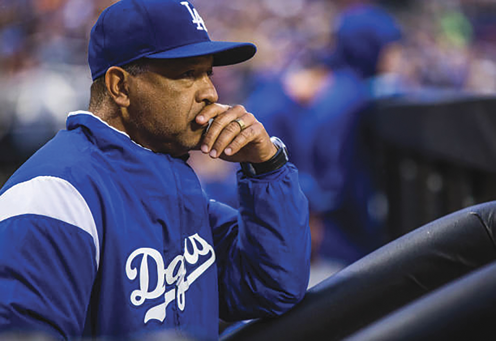 Dodgers manager Dave Roberts does not want his team to become complacent.
