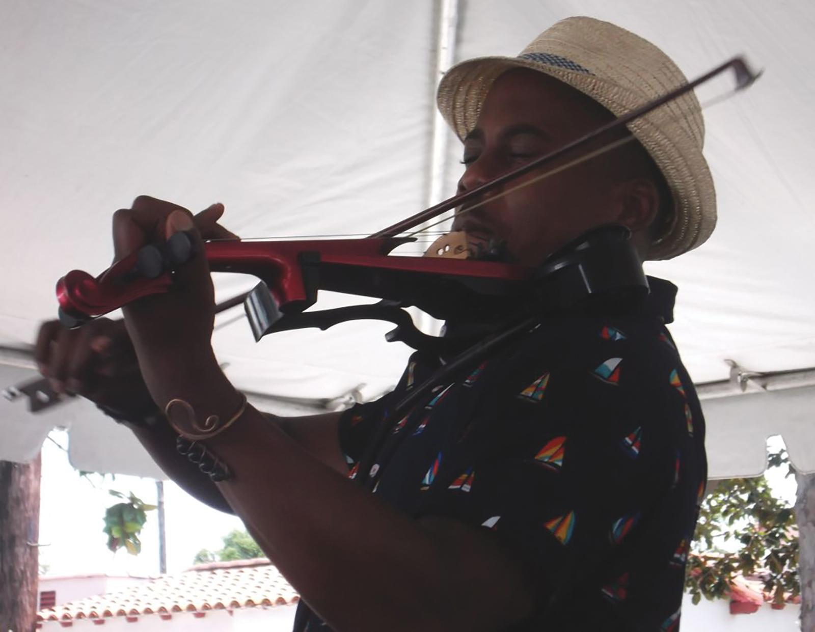 Maestro The Vocalinist. (Courtesy Photo)