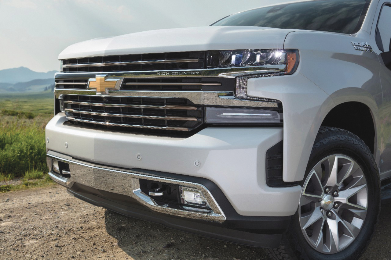 """""""With the all-new Silverado, we've taken the best truck on the road and made it even better,"""" said Mark Reuss, General Motors executive vice president of Global Product Development, Purchasing and Supply Chain."""