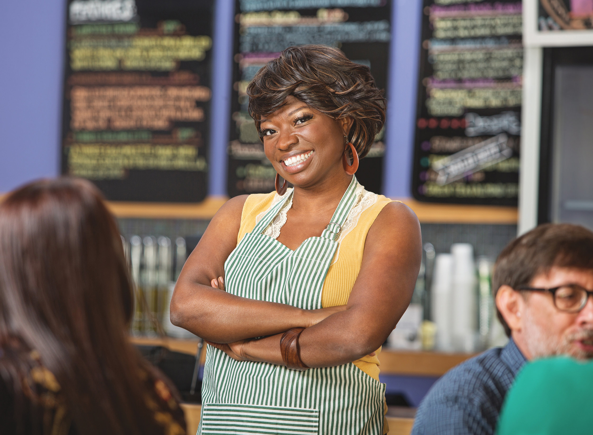 With the popularity and general necessity of food, one might wonder, why there aren't many more black-owned restaurants? (Photo: iStockPhoto / NNPA)