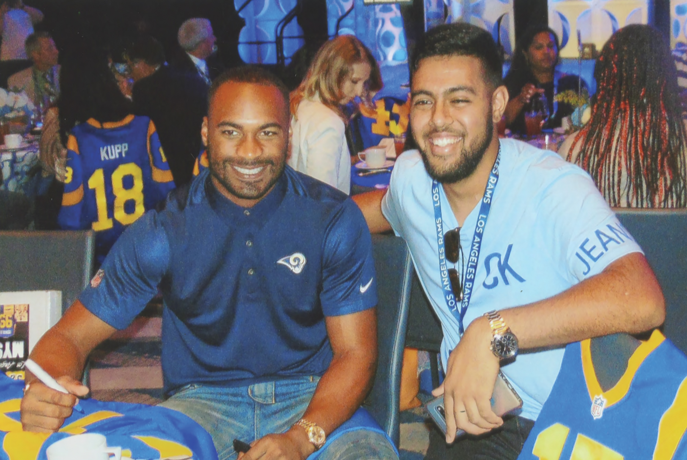 RamsRecognize Contributors at Kick-off Luncheon pic 1.jpg