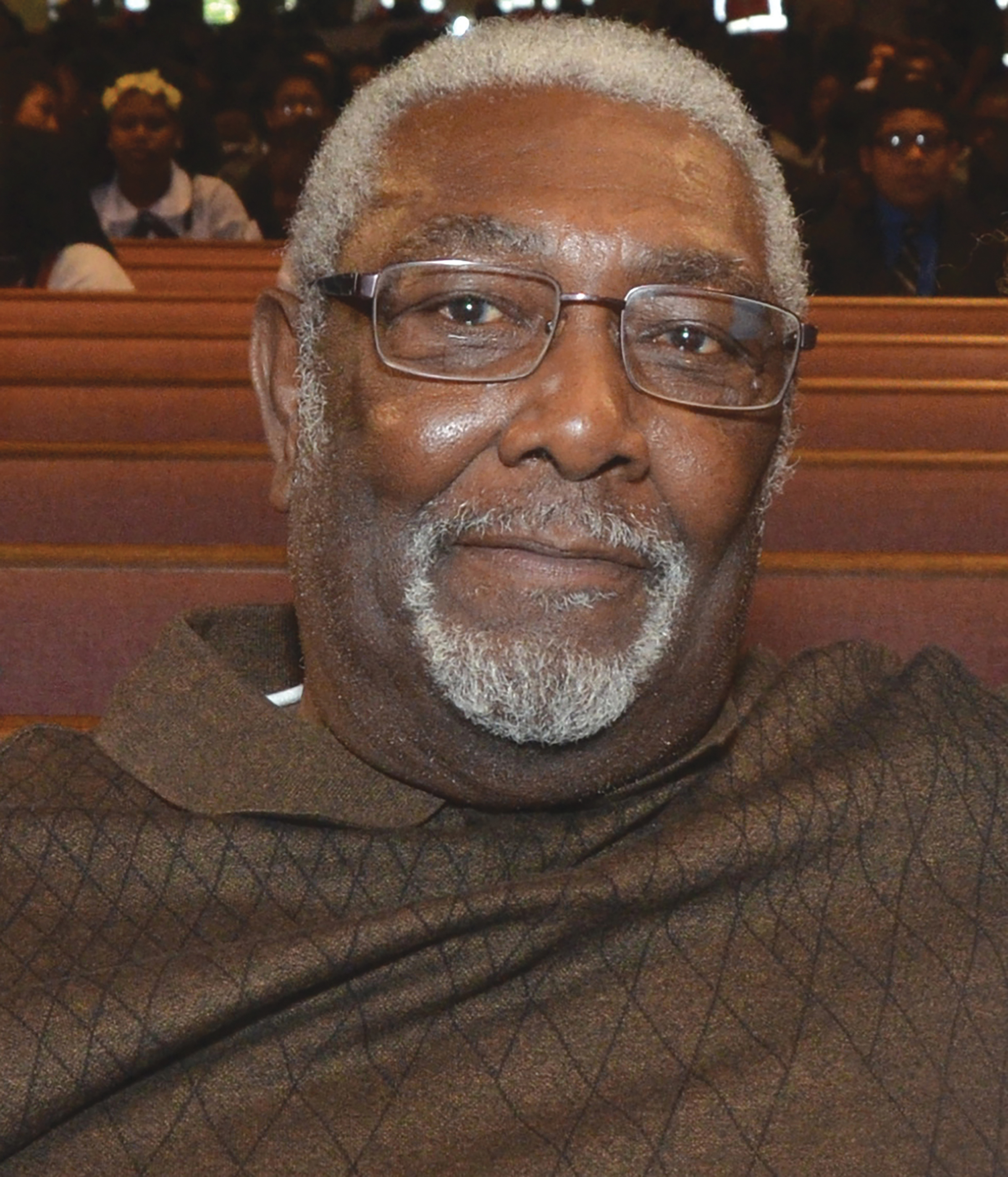 Description: Baxter Leach was one of the 1968 Sanitation Workers whose strike drew Dr. Martin Luther King Jr. to Memphis. (Photo: Tyrone P. Easley)