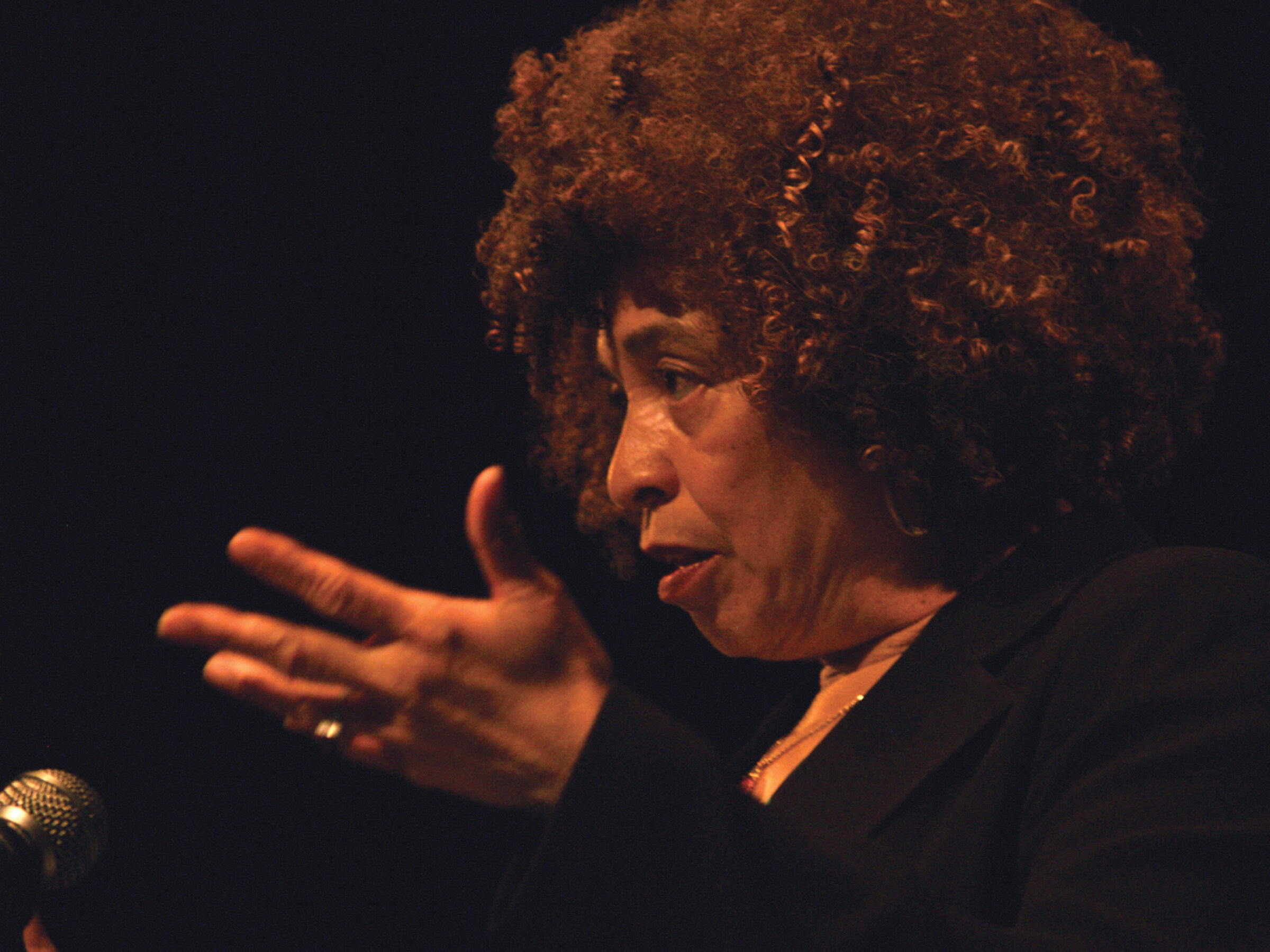 "Davis has authored several books, including ""Angela Davis: An Autobiography;"" Women, Race, and Class;"" ""Abolition Democracy;"" and ""The Meaning of Freedom."" (Photo: Wikimedia Commons)"
