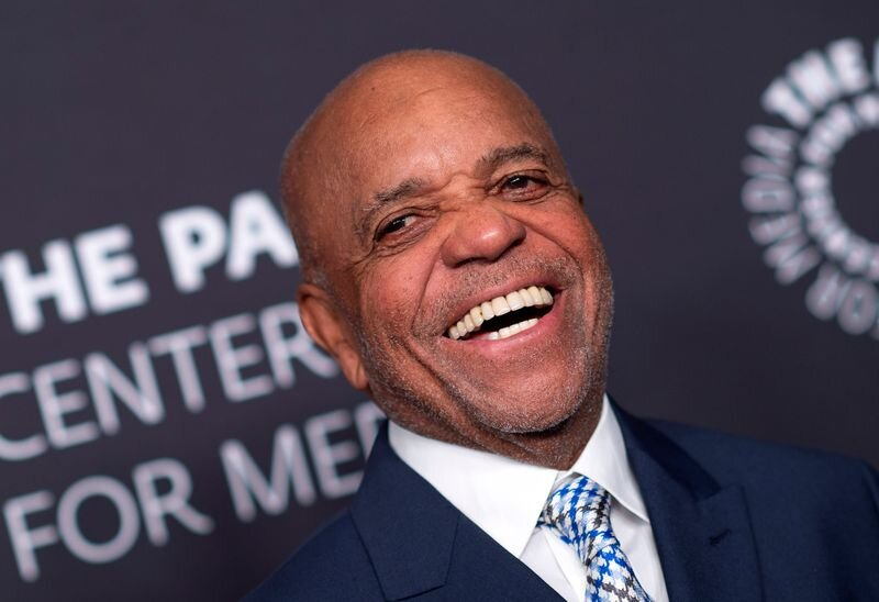 Motown Records Founder Berry Gordy attends The Paley Honors In Hollywood: A Gala Tribute To Music On Television, in Beverly Hills, California on October 25, 2018. (VALERIE MACON/AFP/Getty Images)