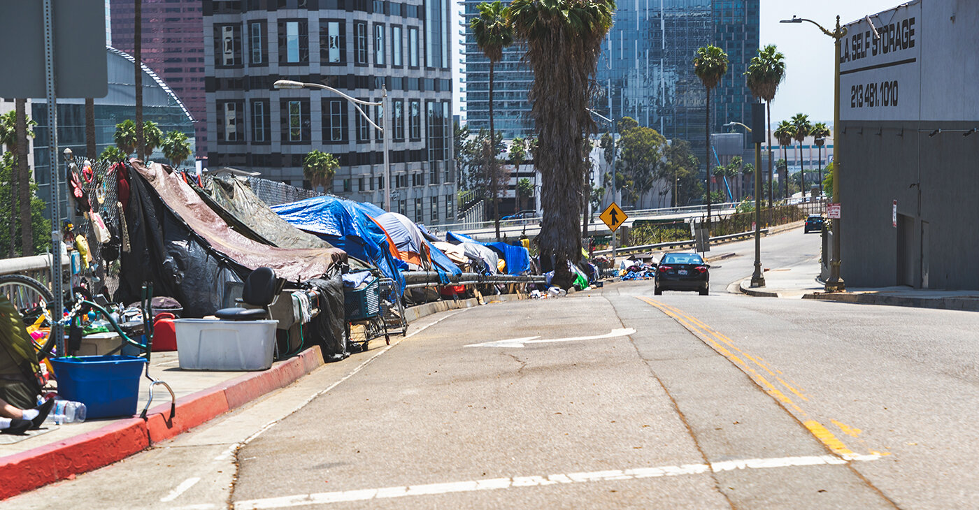 """""""California's homeless may be the largest by state,"""" continued Torres, """"but the problem is a national one that deserves to be recognized and acted upon."""""""