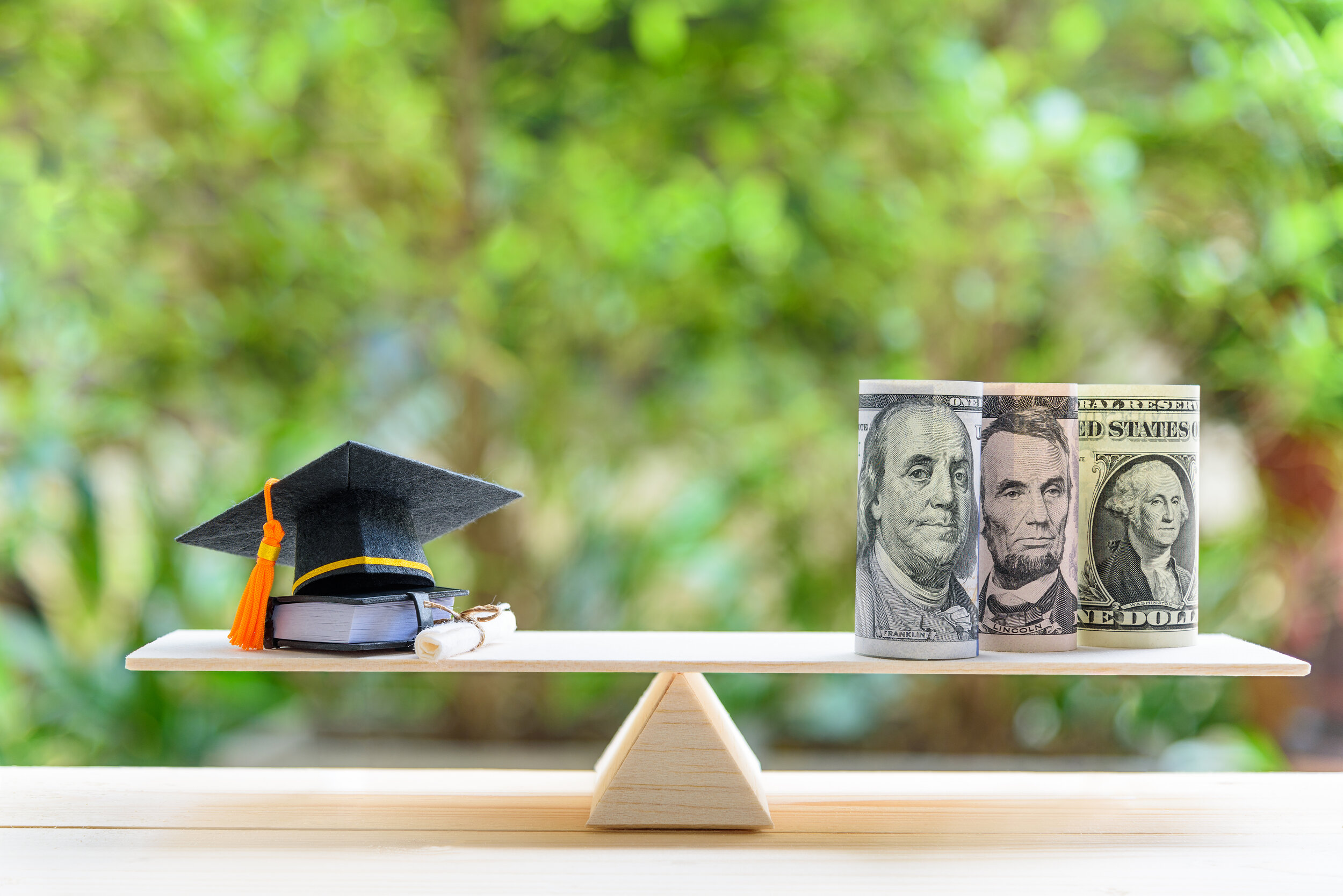 """""""Without proactive regulatory action and strong state laws,"""" said Debbie Goldstein, CRL Executive Vice President, """"students of color will continue to carry larger debt burdens, exacerbating the racial wealth gap."""" (Photo: iStockphoto / NNPA)"""