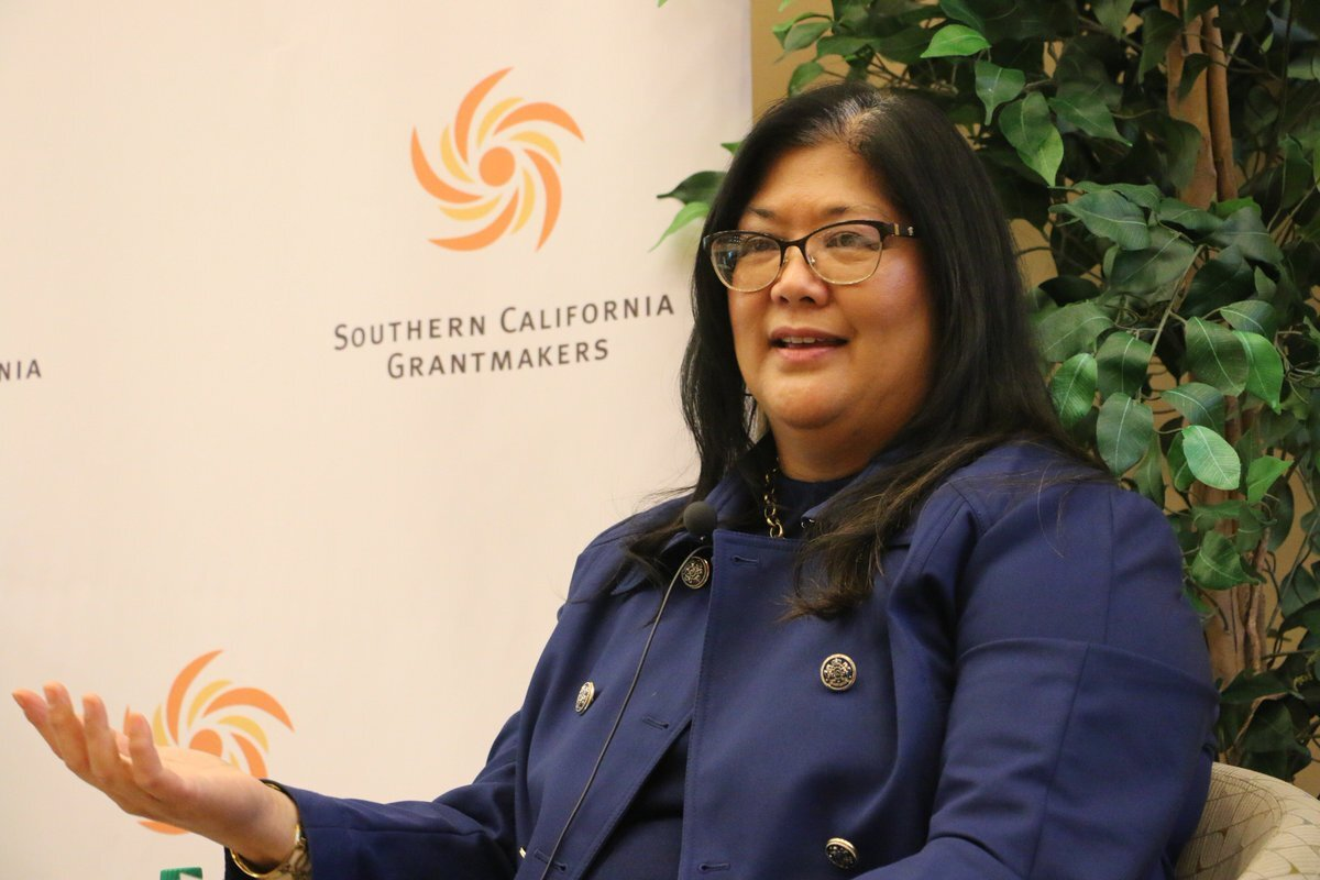 State Director for CA 2020 Census Ditas Katague (Courtesy Photo)