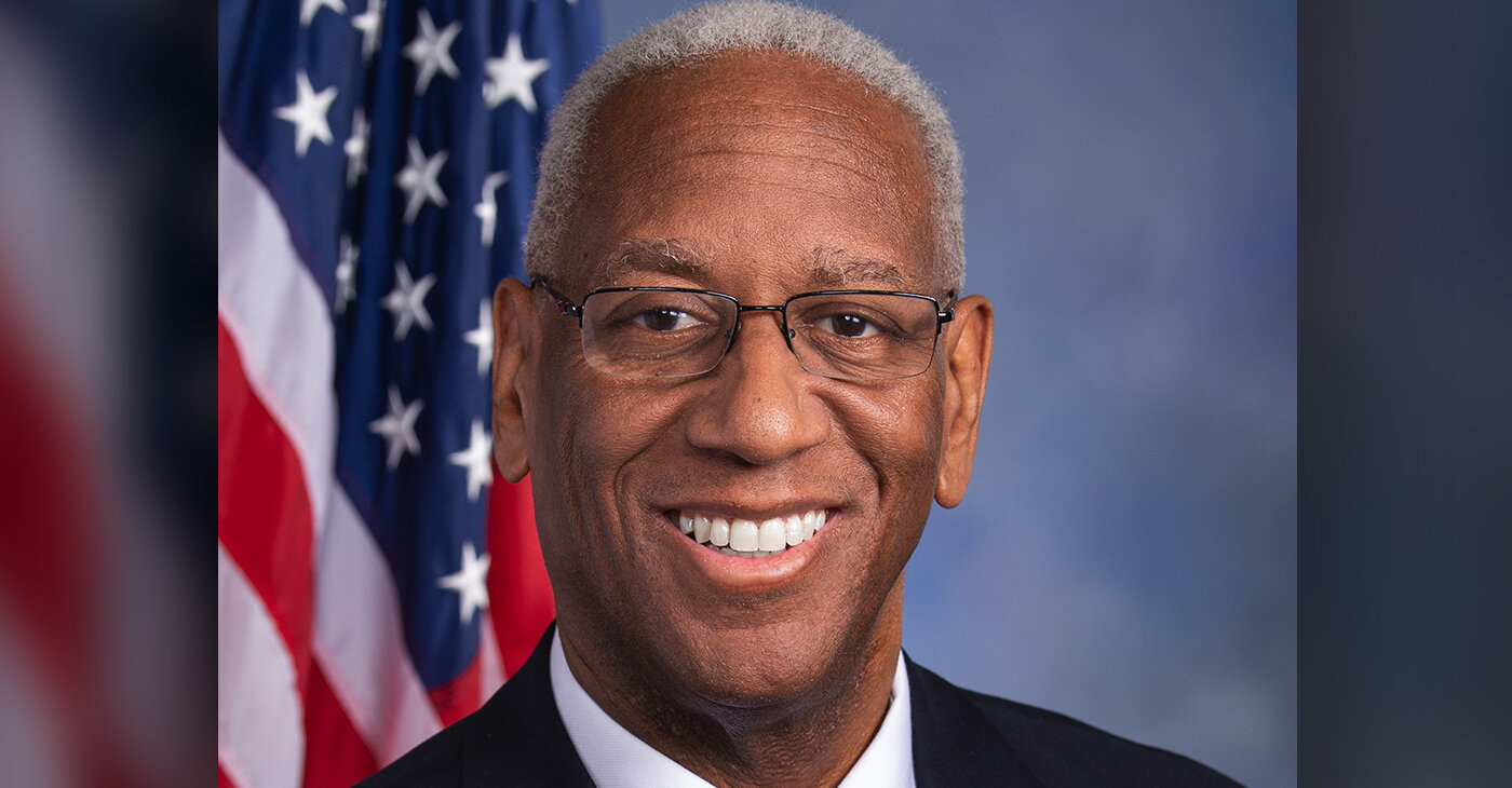 Democratic Congressman A. Donald McEachin (VA-04)