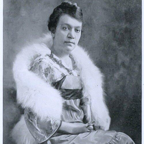 Coralie Franklin Cook, (Courtesy of Monticello)