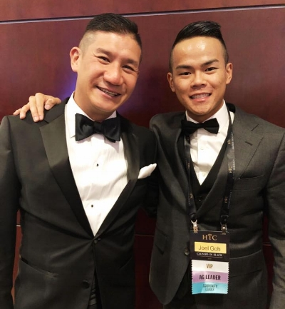 Rich Asian™ and Desmond Soon, Executive Director for Dan Lok Companies™