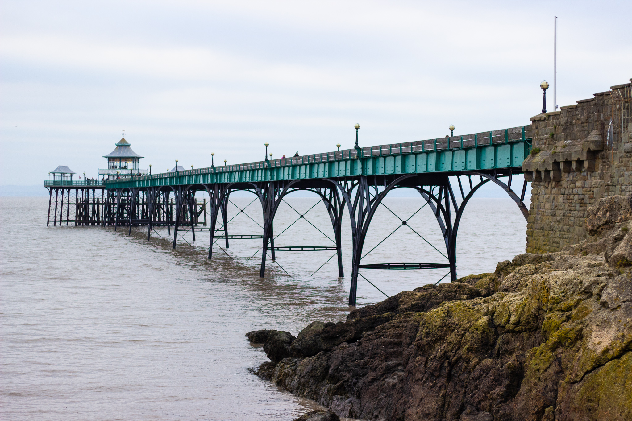 """Pier at Clevedon"""