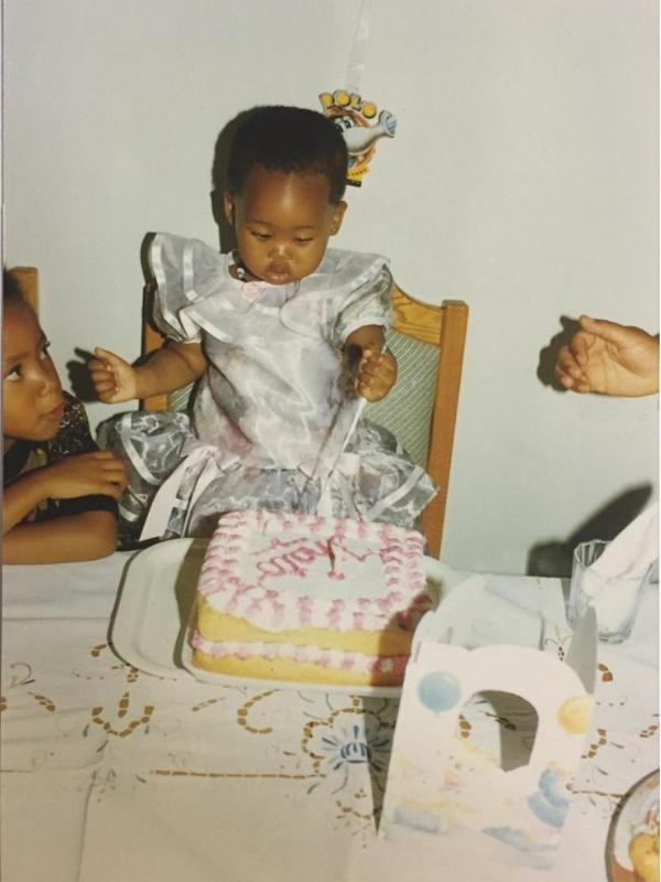 My First Birthday | Mogwase, 1993