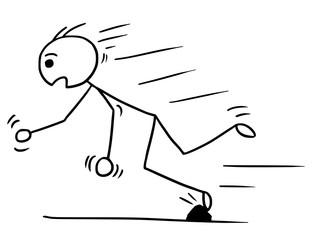 man-stumbling-cartoon