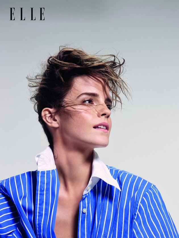 Emma Watson Elle