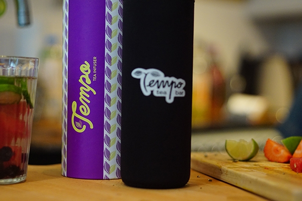 tempo tea bar flask