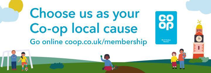 The coop is partnered with us.......