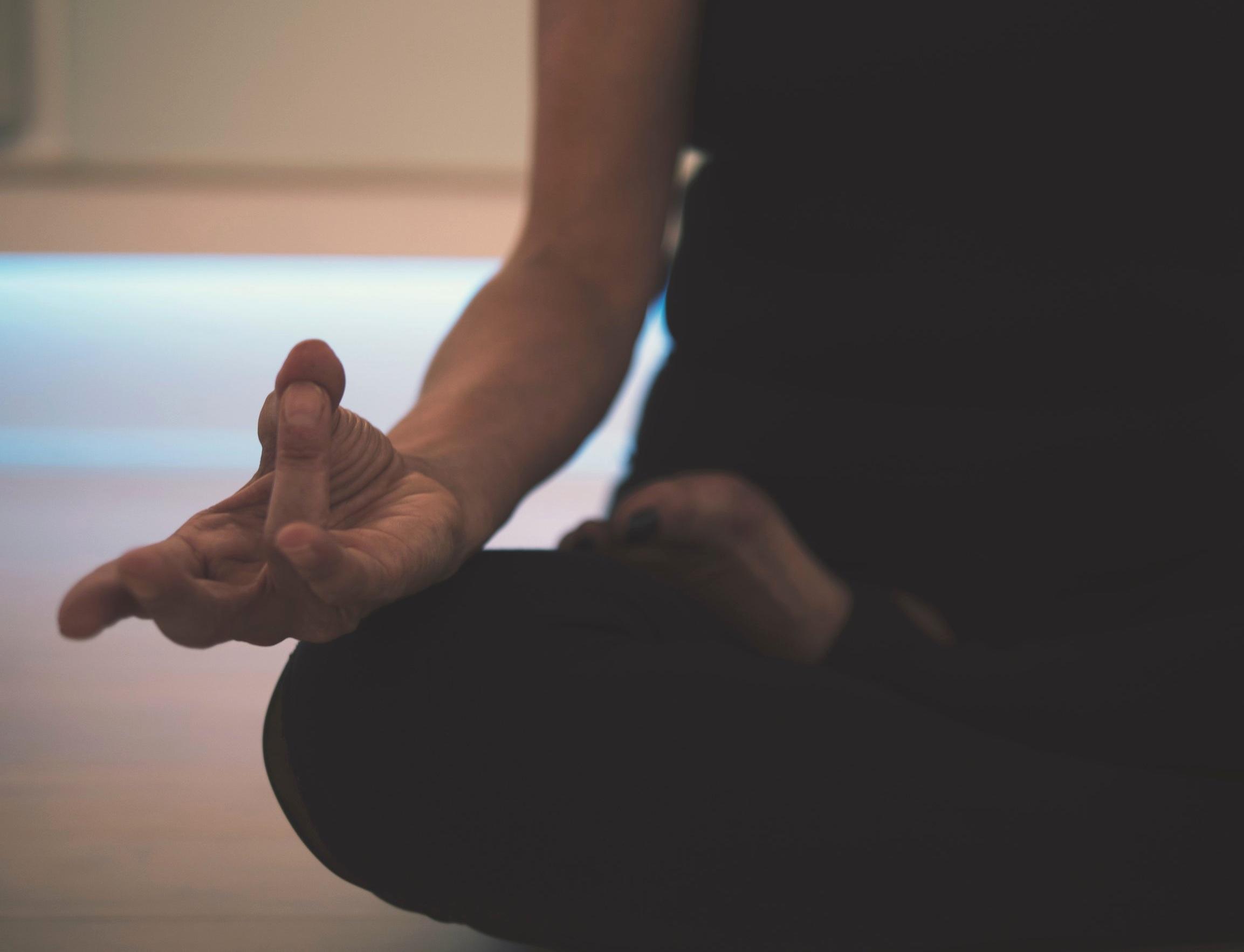 mindfulness meditation coaching training