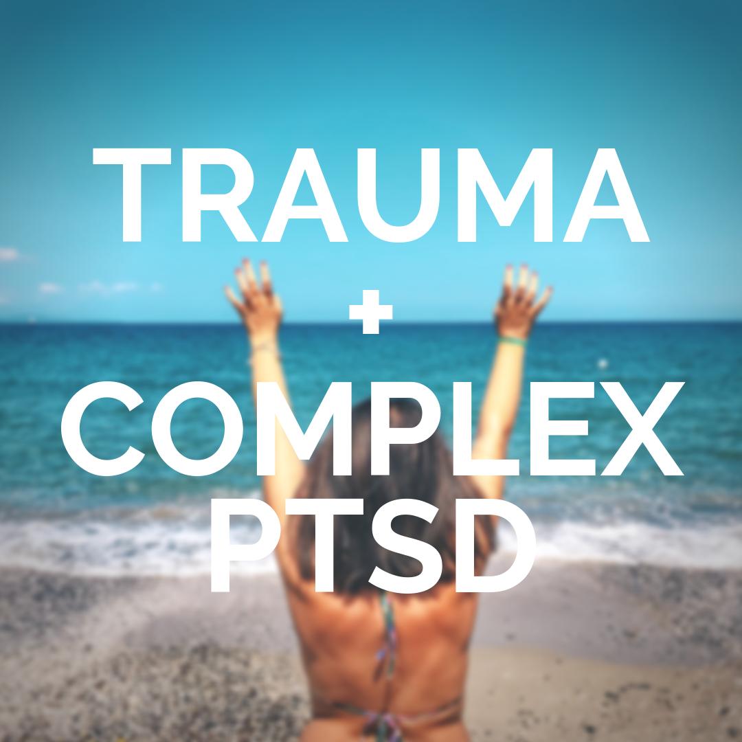 trauma complex ptsd emdr