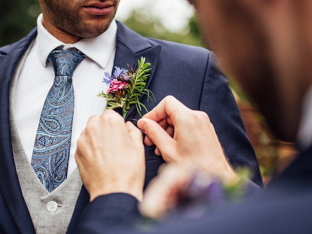 buttonhole on bro.jpg