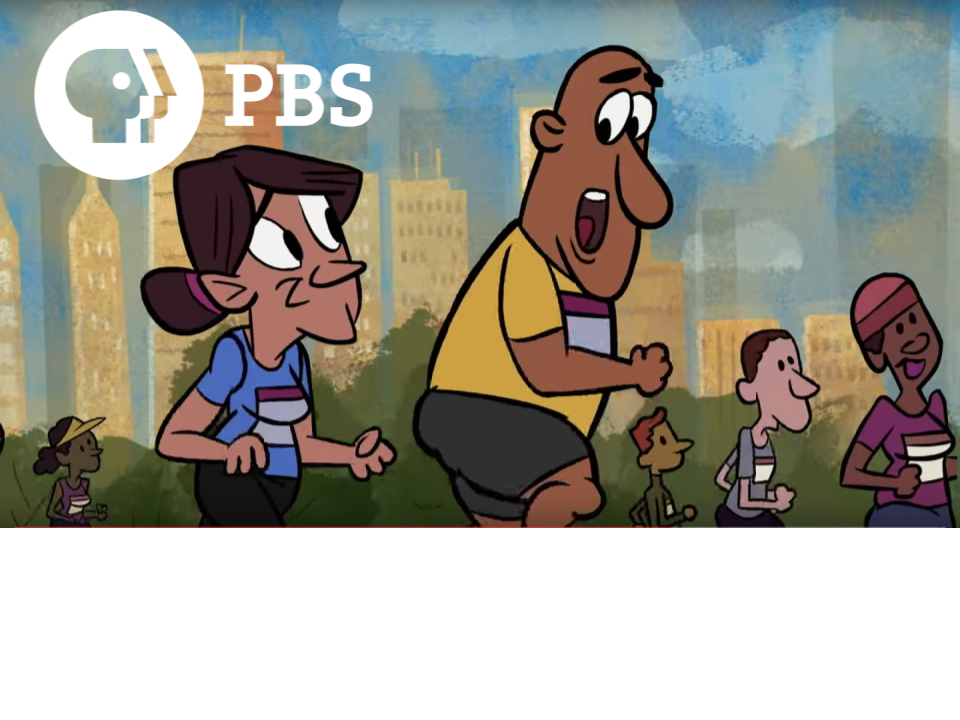 PBS: StoryCorps Shorts - Marking the Distance