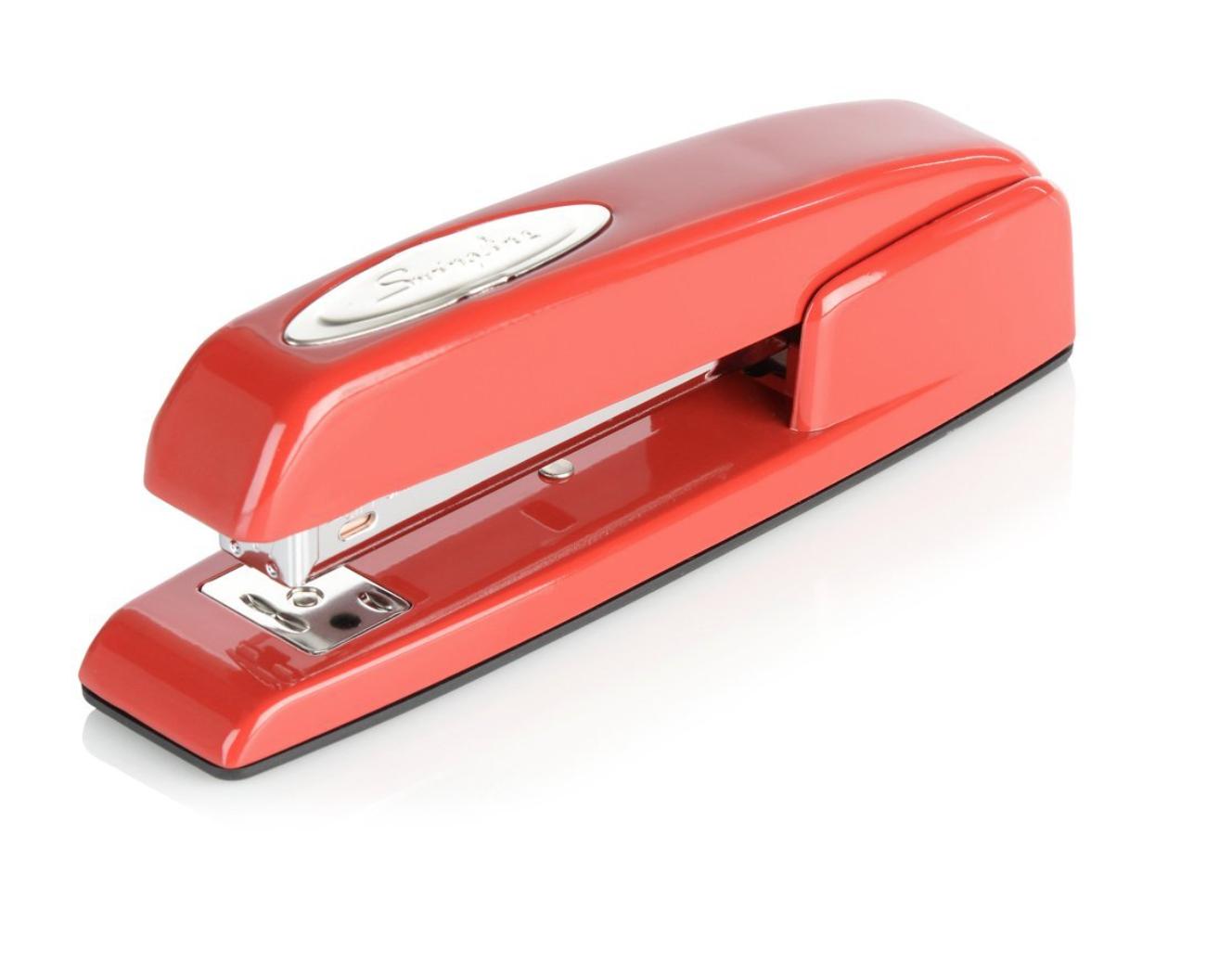 Swingline Stapler - From Amazon:Best heavy duty classroom stapler you'll ever find.