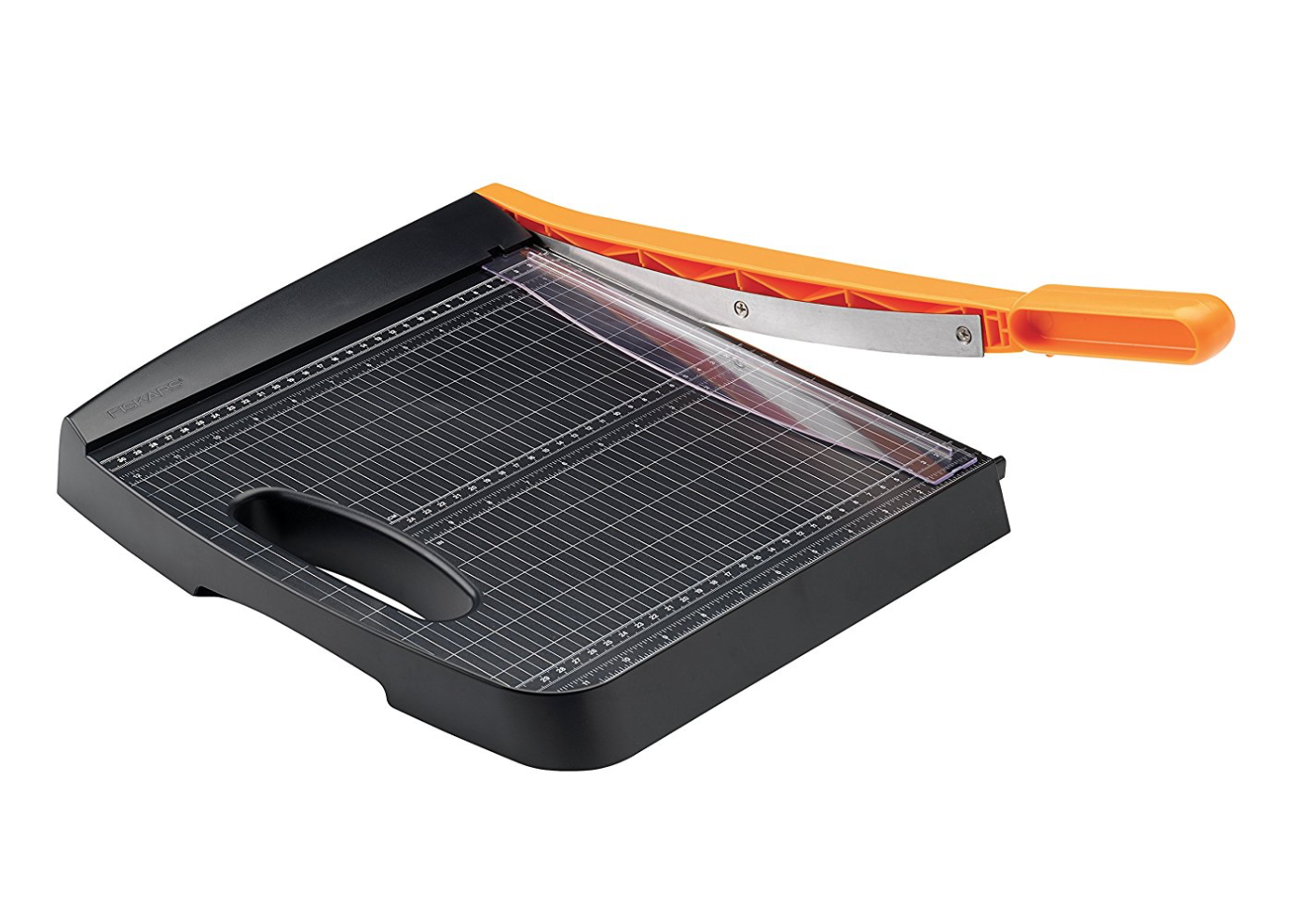 Fiskars Paper Cutter - From Amazon: This razor sharp paper cutter will last you for years!