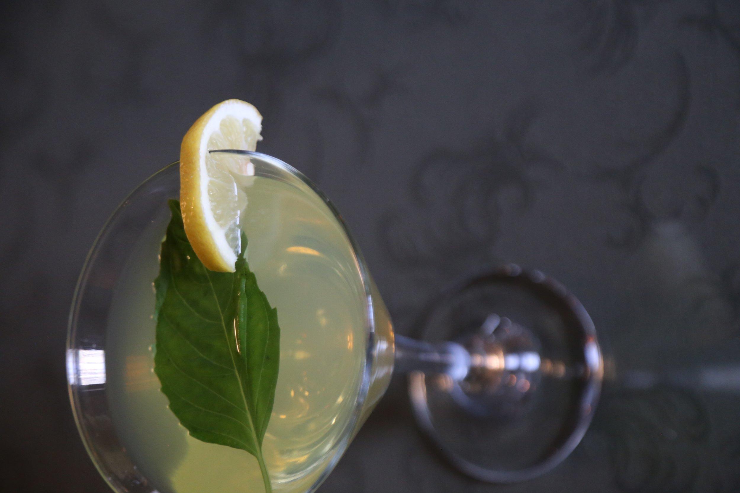 Casa Rustica Lemon Martini