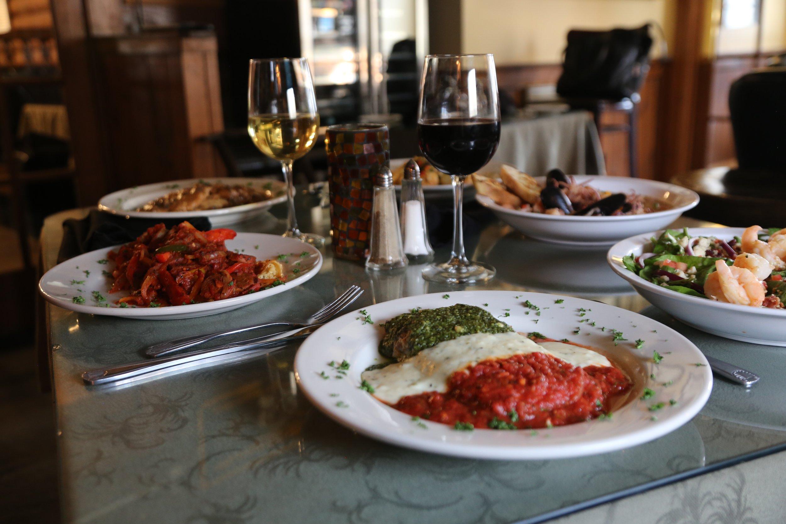 Casa Rustica Spinach Lasagna