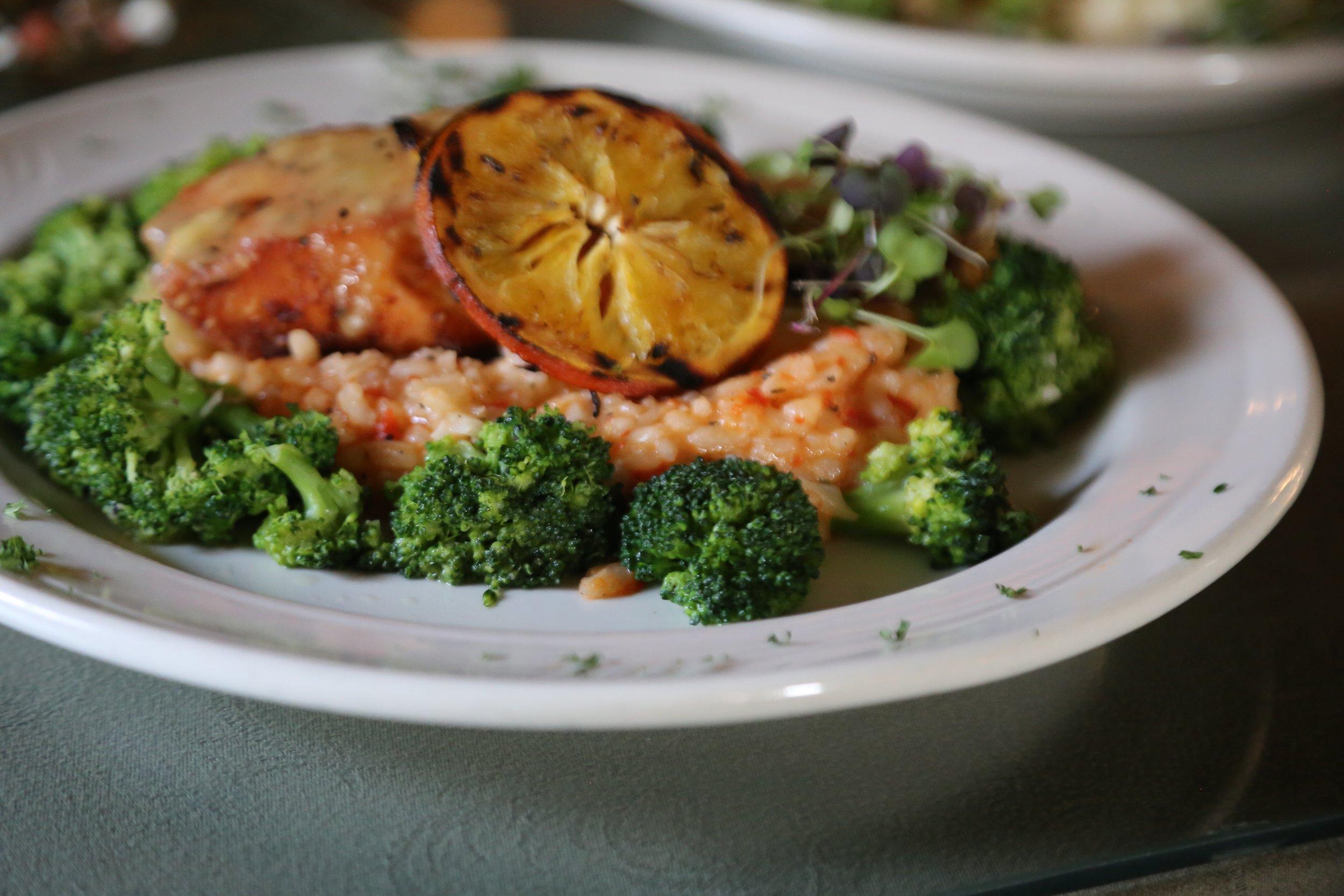 Casa Rustica Grilled Salmon