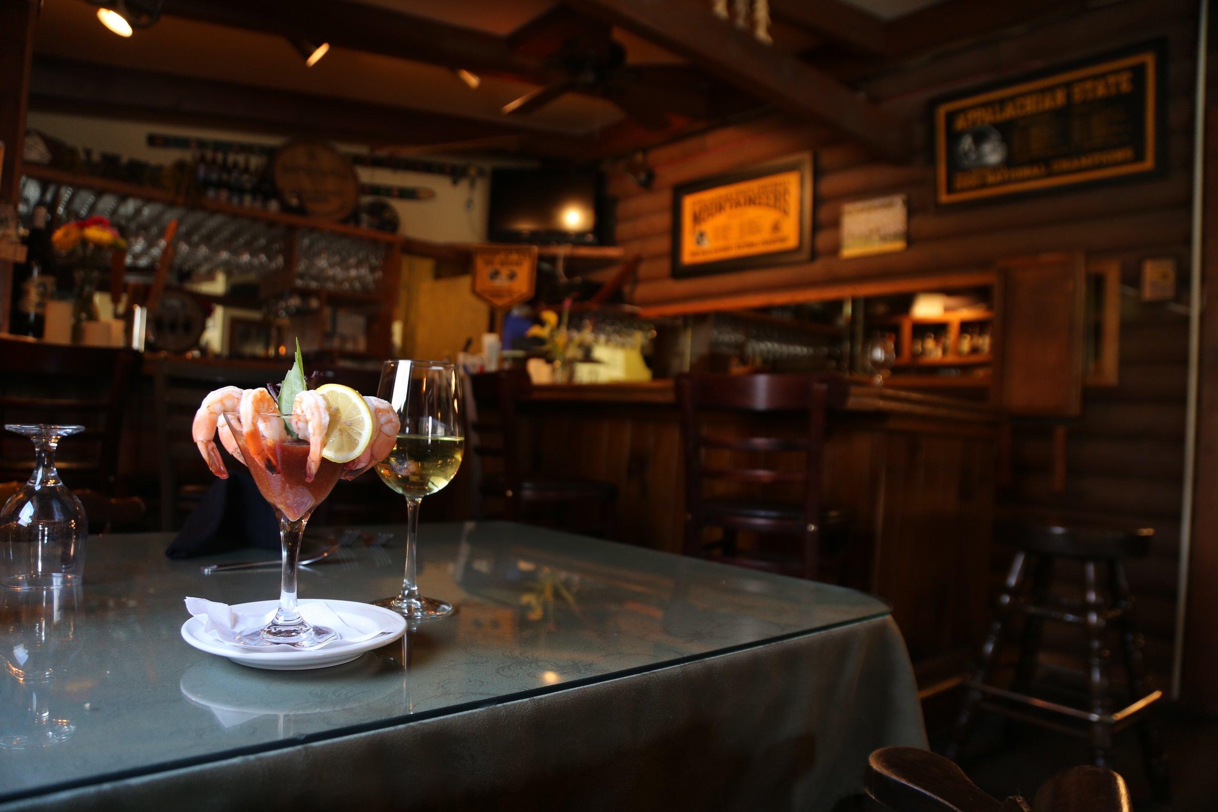 Casa Rustica Shrimp Cocktail