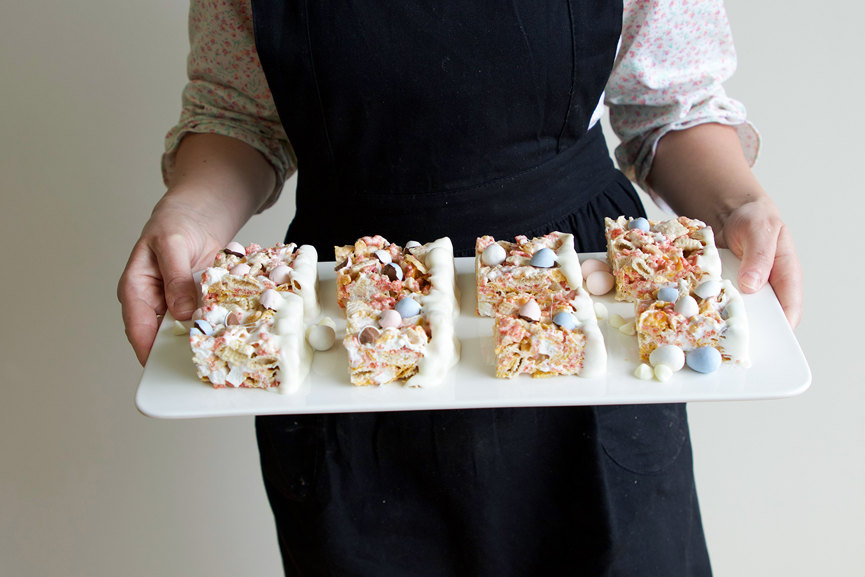 lady krispie custom cereal treat desserts