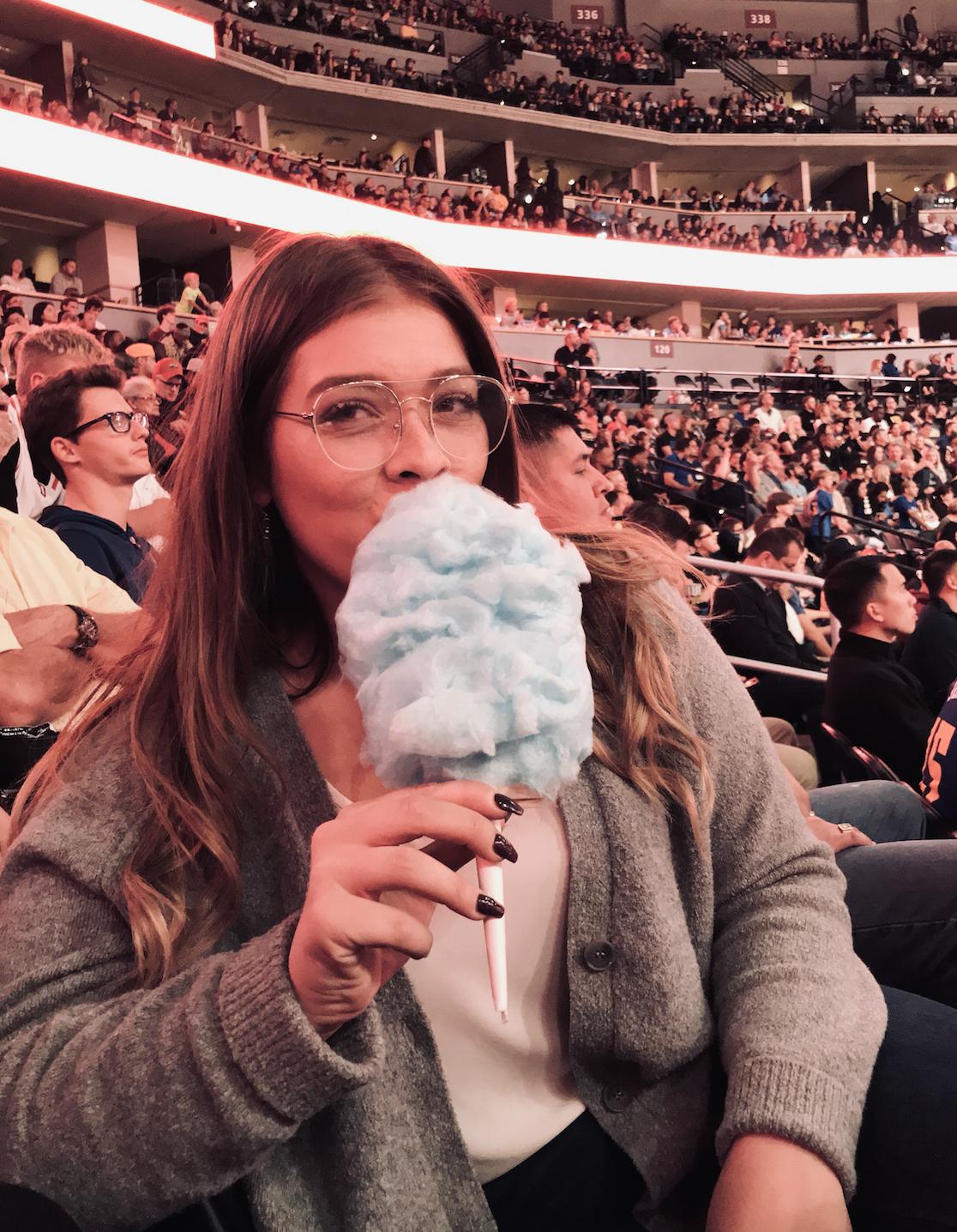 Pepsi Center  |  Warriors vs. Nuggets