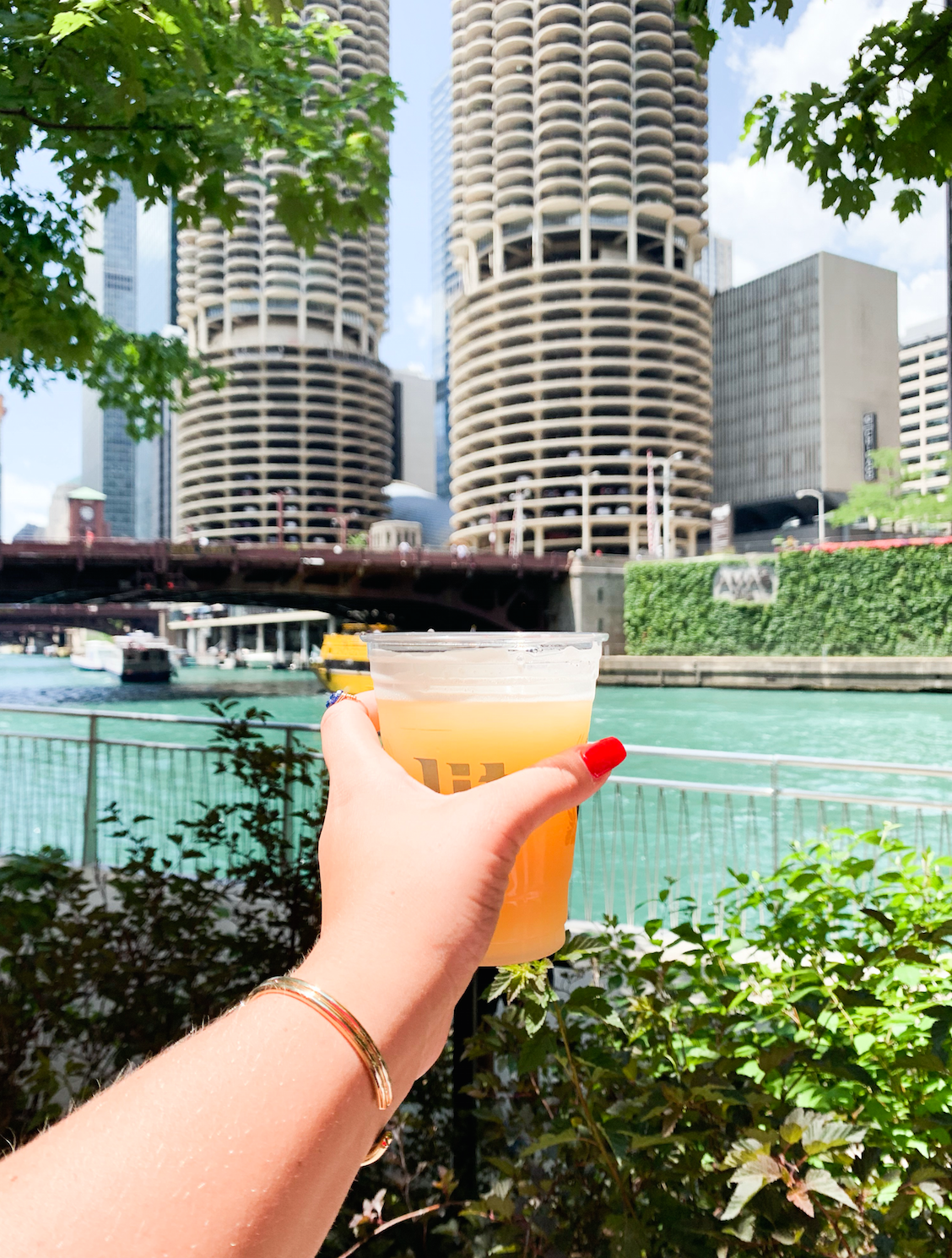 Chicago Brewery on the Riverwalk