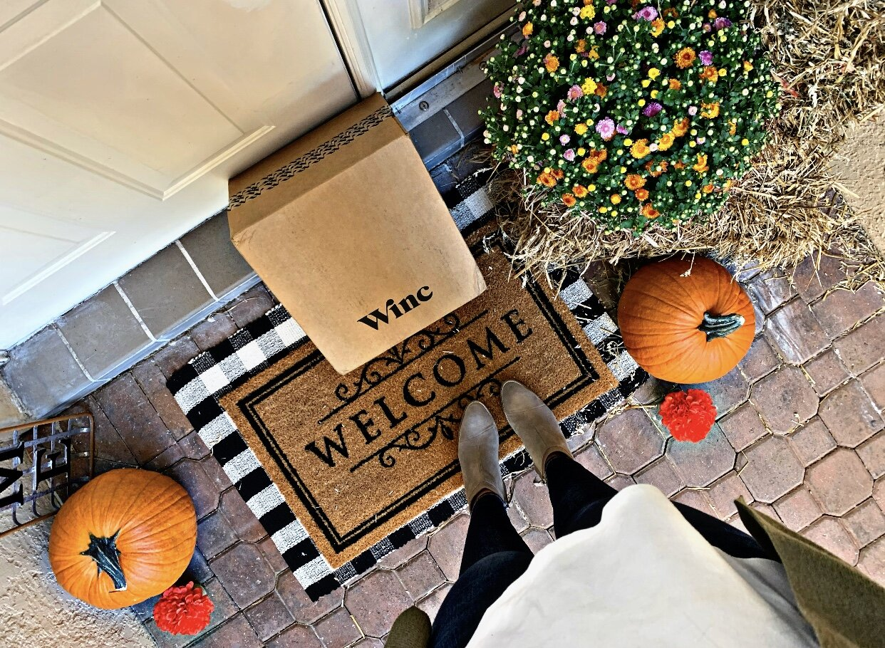 Wine wine delivery! Save $22 off your first box + get free shipping  with code 'restandriesling'. Because who the heck doesn't't wanna be in a wine club!?