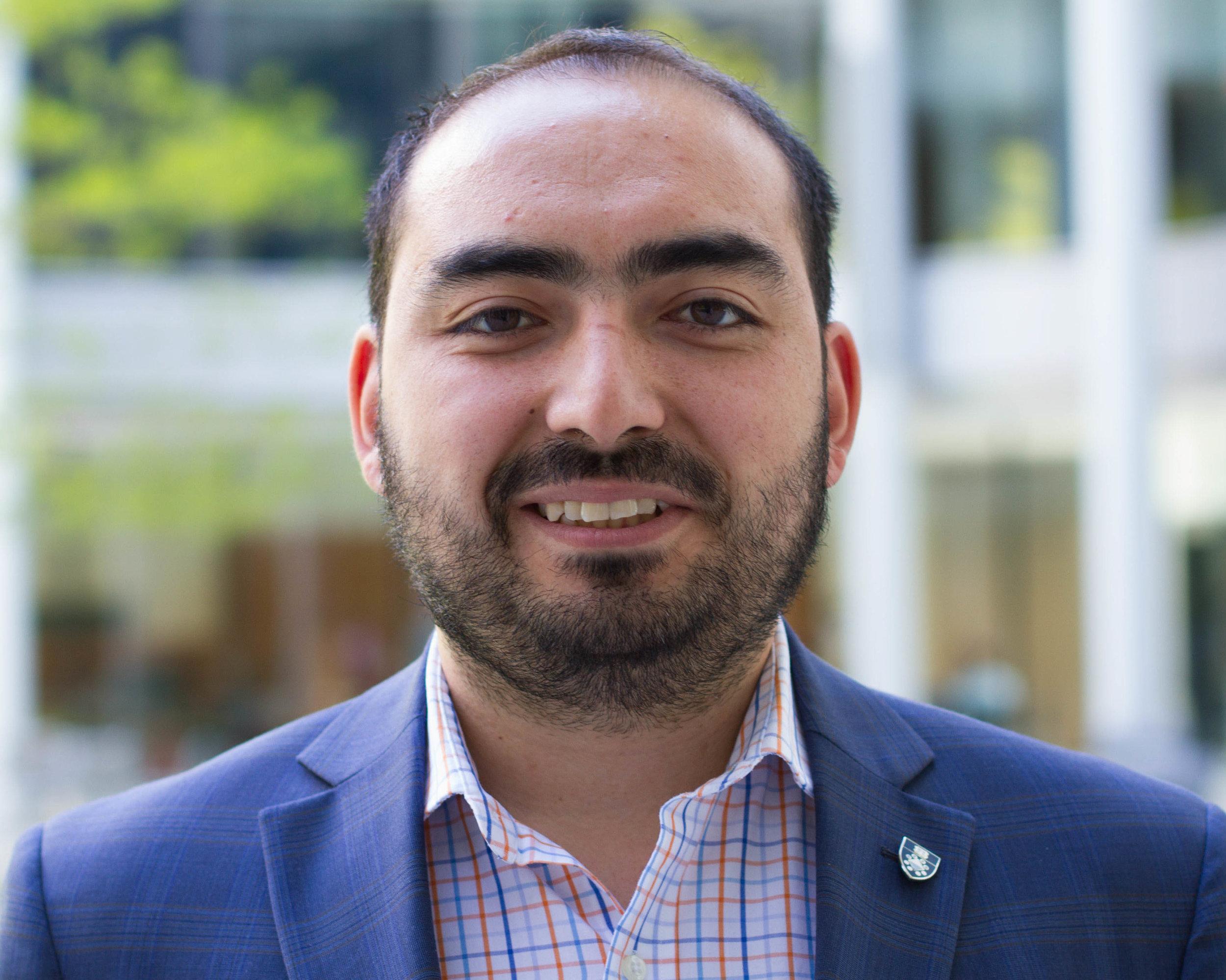 Mauricio Barragan