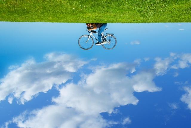 Debs Clouds Bike.jpg