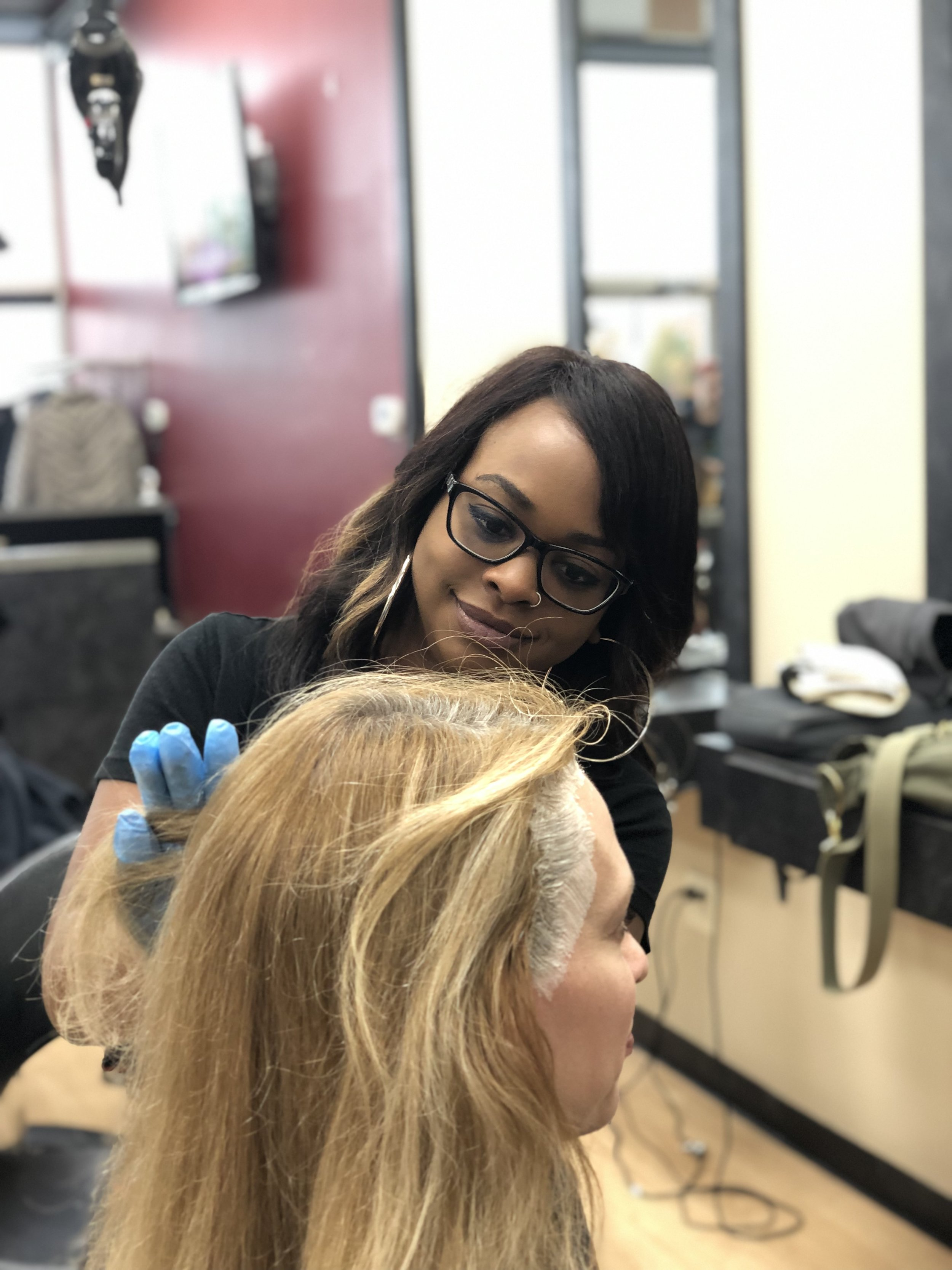 Create the new you today - Impressions matter. Whether it's for a job, a date, or school, your hair will be the first thing people notice about you. Start a new chapter by booking an appointment today.Request an Appointment Today ➝
