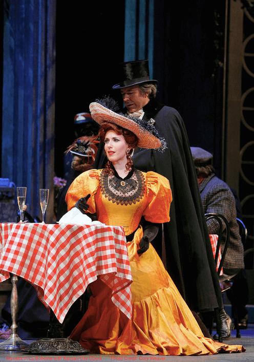 Photo Credit: Cory Weaver    Musetta- Kansas City Opera