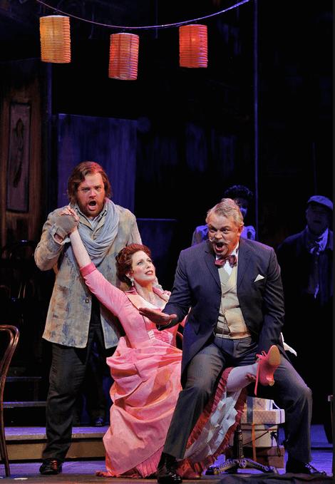 Photo Credit: Cory Weaver    Musetta- SF Opera