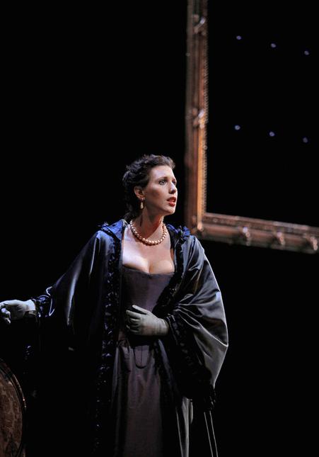 Photo Credit: Cory Weaver    Donna Anna- SF Opera
