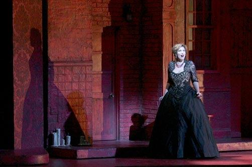 Photo Credit: Nicholas Koon  Donna Anna- Opera Pacific