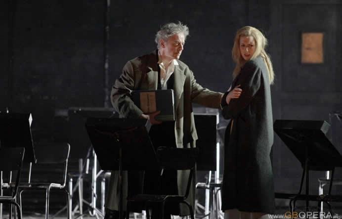 Antonia in Tales of Hoffmann- Teatro Alla Scala