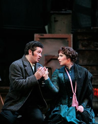 Arizona Opera-la bohememimì - Jan 24 & 26, Feb 1 2020To be an aspiring artist in 1830s Paris was to be poor—but happy. When Mimì enters the poet Rodolfo's apartment in search of a flame to light her candle, the pair ignite a romance that burns brilliantly through the ages. The passion and struggle of Rodolfo and his fellow bohemians come to life in Puccini's timeless masterpiece, one of opera's most popular and engaging stories. La Bohème will thrill you with its sweeping melodies and its dramatic love story.