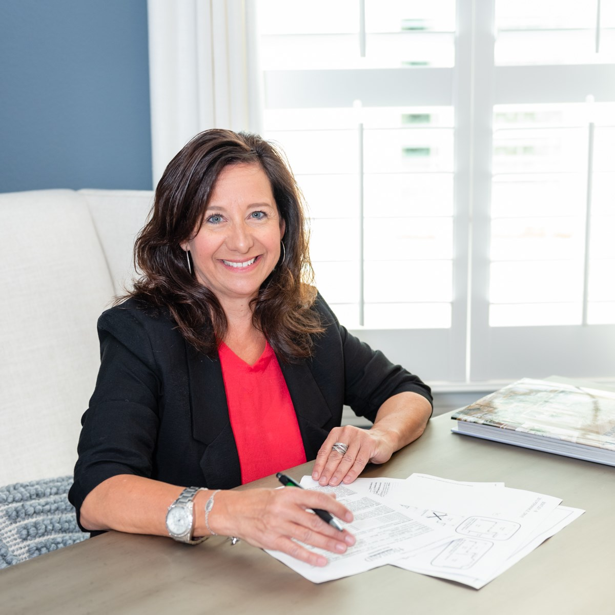 """""""My clients are always my top priority - and they know it!"""" - Marian Porter"""