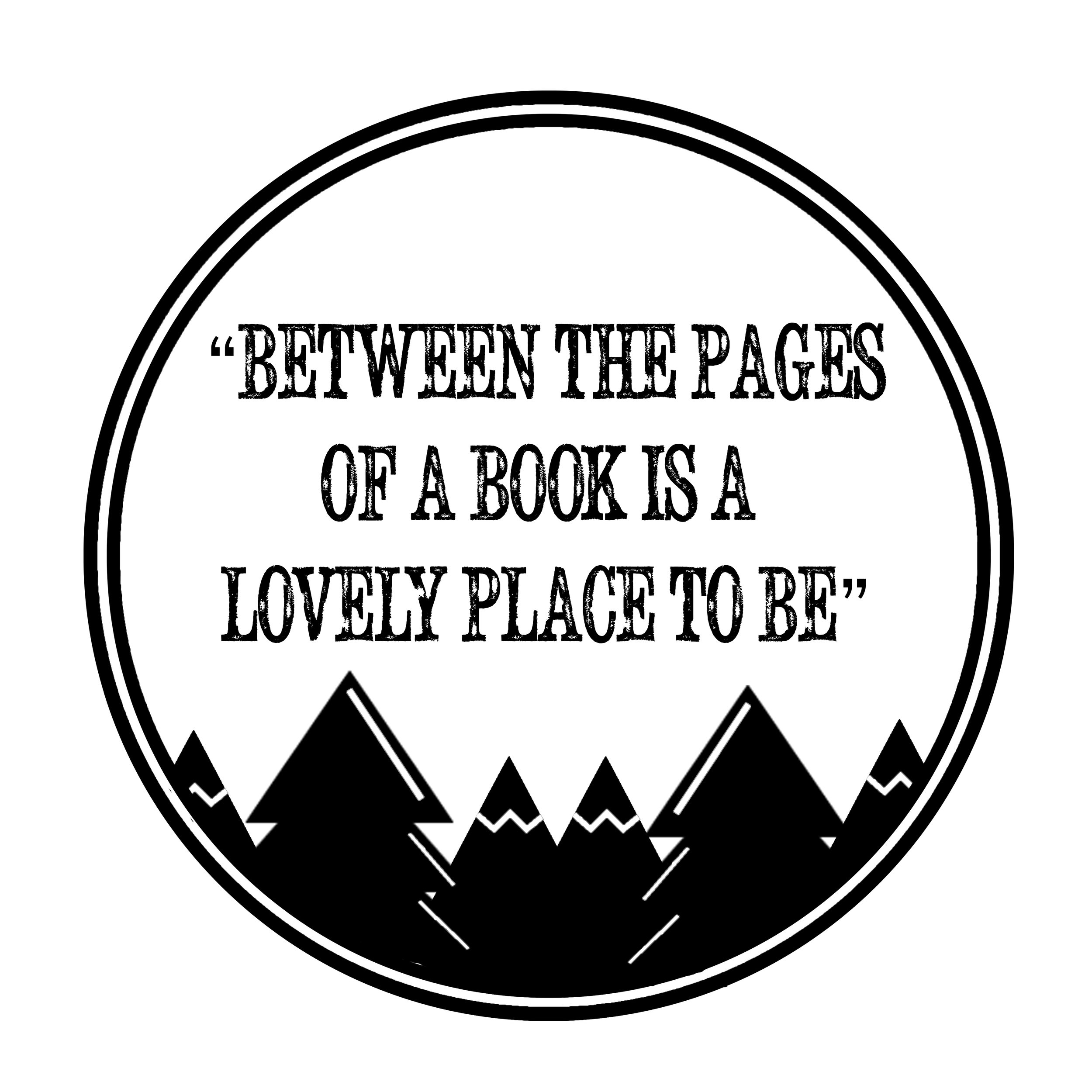 Between the pages of books Tshirt design.jpg