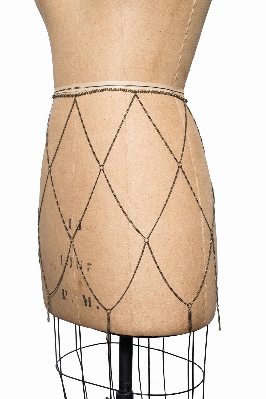 Dolorous Chain Skirt